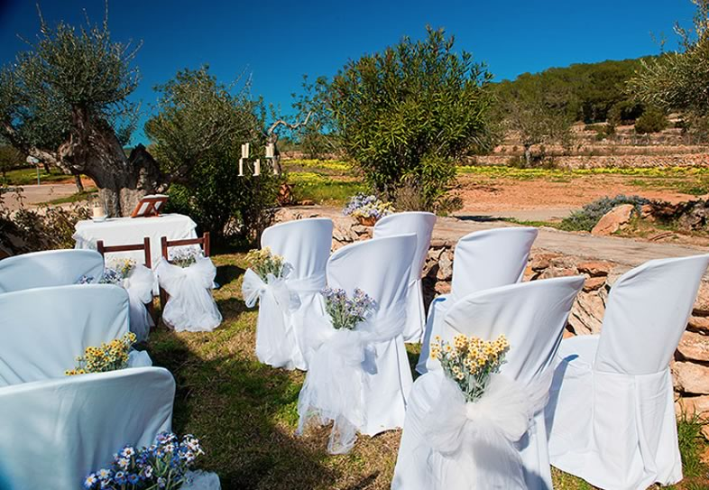 Agroturismo Weddings in Ibiza