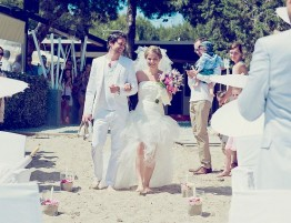 Wedding Trend: Guide To Getting Married In Ibiza ​