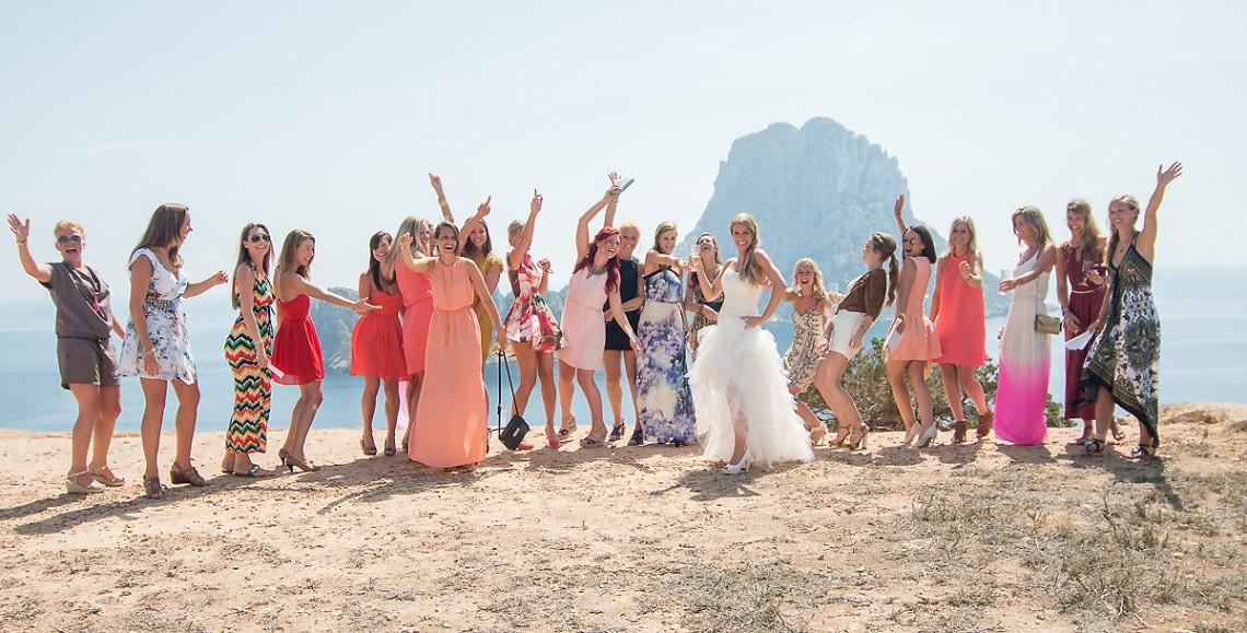 Cliff top wedding venues ibiza
