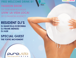 Meet us at the Pura Vida Opening Party