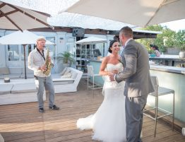 New trends in wedding entertainment