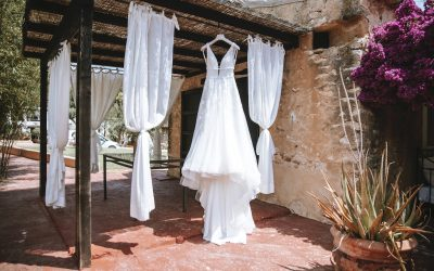 The Perfect Ibiza Wedding Dress 2021